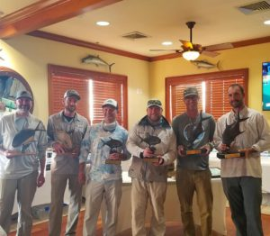 Key West March Merkin Permit Tournament winners!