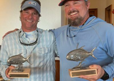Runner-Up Tim Brune and Capt. Scott Irvine
